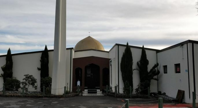'A Vicious Act Of Hate': 49 Dead In New Zealand Mosque Shootings   Benzinga