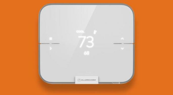 William Blair: Could Amazon's Ring Acquisition Create A Smart Home Alarms Race?
