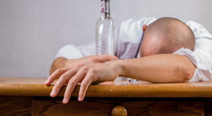 Russian Economic Policy To Balance Alcoholism, Illegal Vodka Sales And Surrogate Consumption