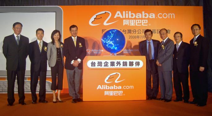The Verdict Is In: December Quarter Showings Place Alibaba Head And Shoulders Above eBay