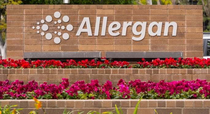 Stifel Says Allergan Could Use A Face-Lift, Initiates Coverage With Hold