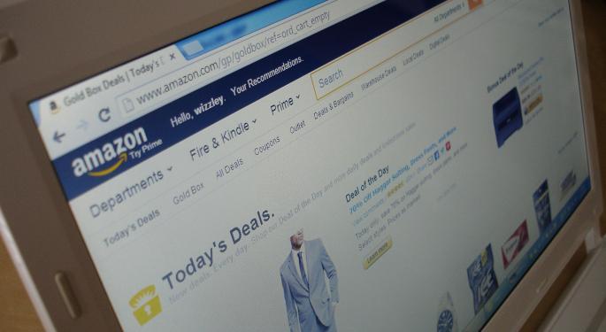 A Top Amazon Finance Exec Departs