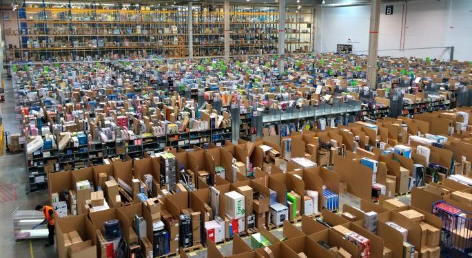 Amazon's Latest Acquisition Meant To Help Merchants Import Items