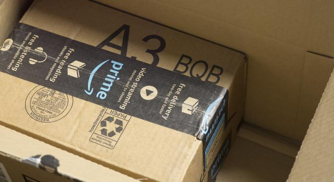 Today's Pick-Up: FedEx And Amazon: Much Ado About Not Much