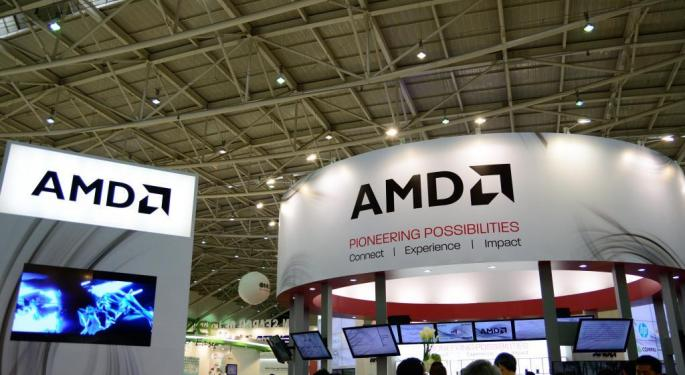 AMD Investors Shrug Off Negative Headlines