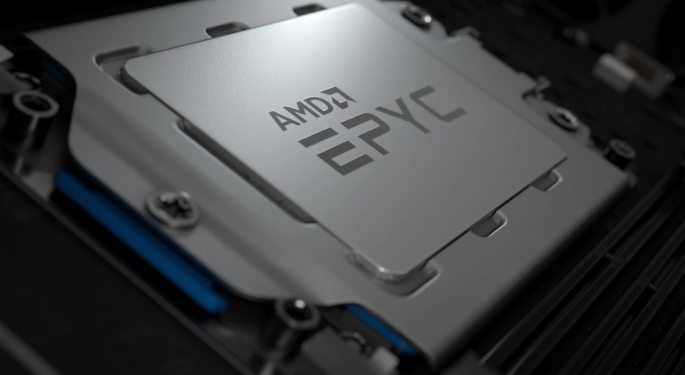 AMD's Busy Night: New Chip Launch, Google And Twitter Sign As New Customers