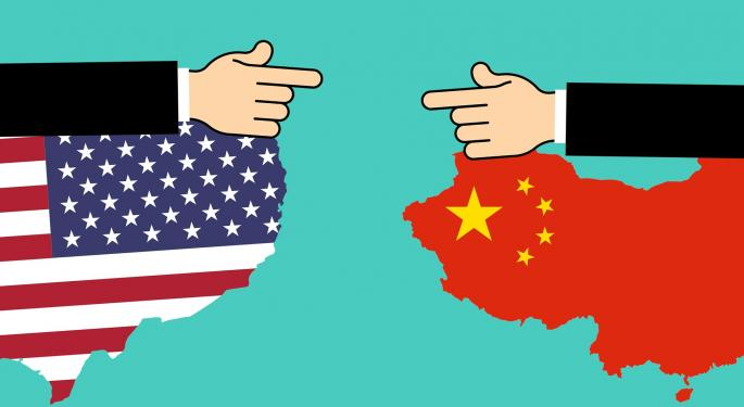 China To Raise Import Tariffs On $75B Additional US Goods