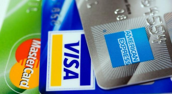 American Express Shares On The Rise Following Strong Q1 Print