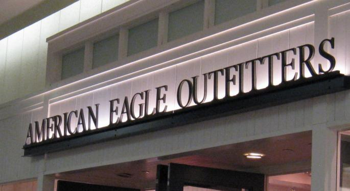 Aerie And Tailgate Catalysts For American Eagle; Wunderlich Reiterates Buy