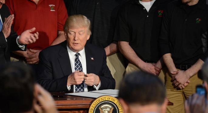 Leveraged ETFs In Trump's First 100 Days
