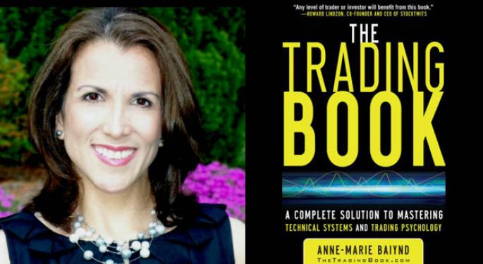 Author/Trader Anne-Marie Baiynd Discusses Market-Winning Strategies