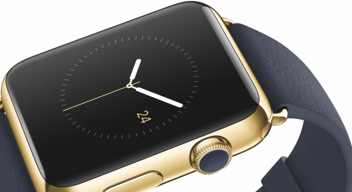 Swiss Watch Makers Aren't Worried About The Apple Watch