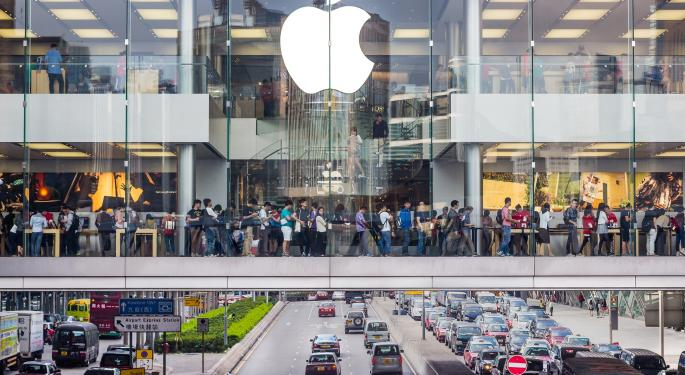 Deutsche Bank Sees Apple Downside To $140 Following Q3 Earnings Report