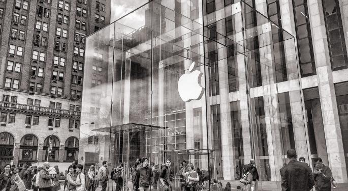ETF Investors Didn't See This Coming With Apple