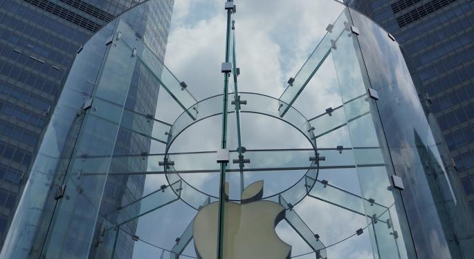 Credit Suisse's Take On Apple Services Business, Potential M&A Targets