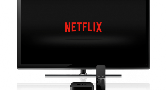 netflix  nasdaq nflx  succeeds with willingness to disrupt