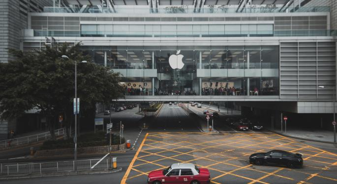A Major Apple Supplier Employee Embezzled $5.3M
