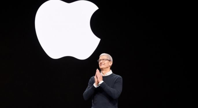 How Options Traders Are Betting On Apple Ahead Of Q1 Earnings