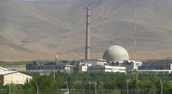 Israeli Prime Minister Netanyahu: Iran Hid Nuclear Weapons Program