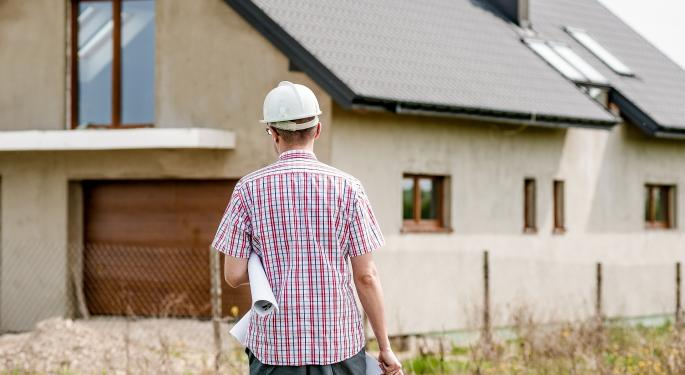 Buy The Dip In Home Builders? A Technical And Fundamental Perspective