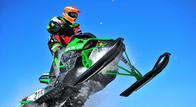Look For Textron's Arctic Cat Acquisition To Go Smoothly