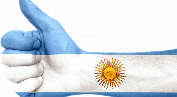 Argentina Is Awesome: The ETF, Not Lionel Messi