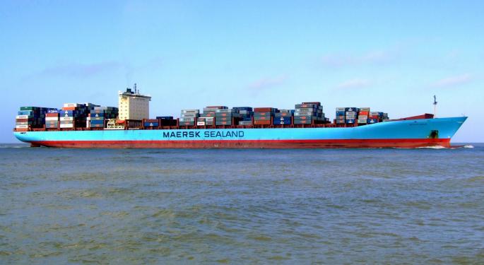 Maersk's Digital Transformation Shifts To Warehousing