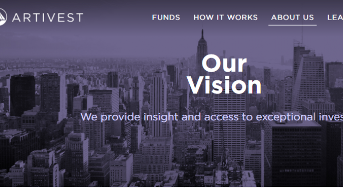 Artivest: Streamlining Access To Private Equity And Hedge Funds