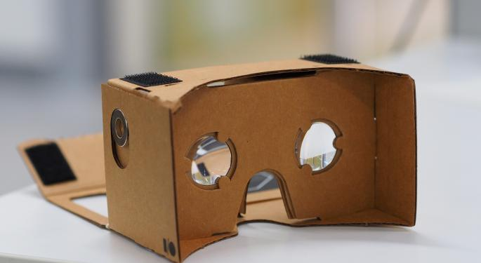 Google Has Potential In VR Market