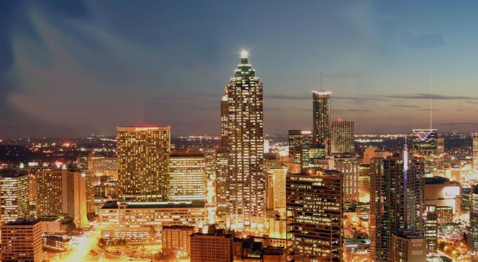 Atlanta Volume Jumps Ahead Of Schedule – FreightWaves NOW
