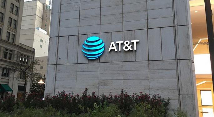 'Somewhat Concerned' Wells Fargo Downgrades An Indebted AT&T