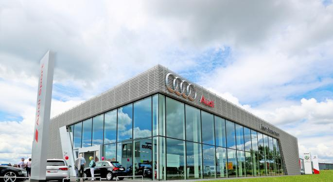 Audi To Lay off 9,500 Staff As Part Of Strategic Plans