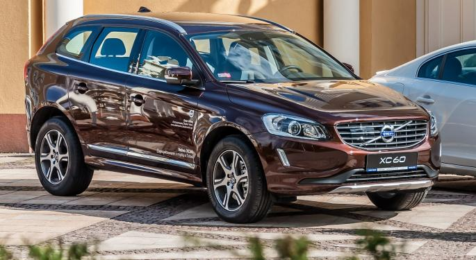 Volvo Group Names Lead For New Autonomous Unit