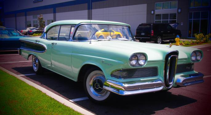 This Day In Market History: The Debut Of The Edsel, Ford's Biggest Flop