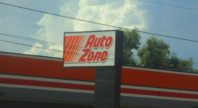 Why Goldman Sachs Is Adding AutoZone, McDonald's To Its Conviction List