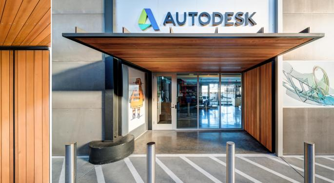 Autodesk's Beat Overshadowed By Subscriber Guidance
