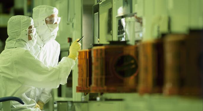Wall Street Reacts To Applied Materials' Quarter