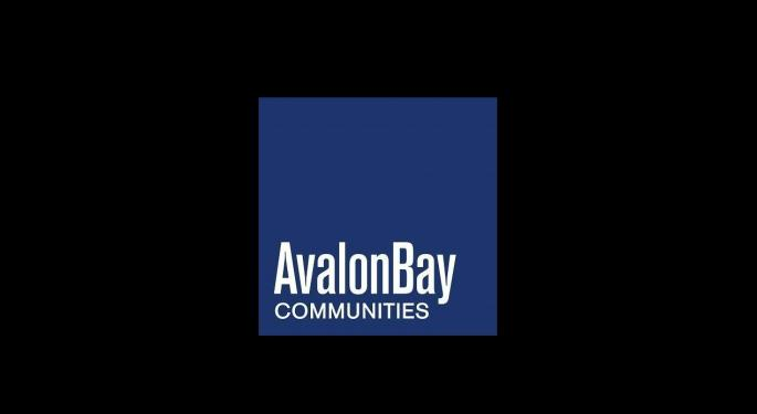 AvalonBay Viewed Favorably Amid Big Opportunity In A Market With High Barriers To Entry