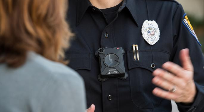 Taser Stands To Benefit As Police Departments Using Competitor Report Equipment Failures