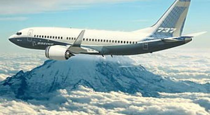 Boeing, ALAFCO in Deal for 20 Boeing 737 MAXs