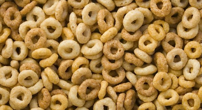 General Mills Hit With Downgrade After Blue Buffalo Deal