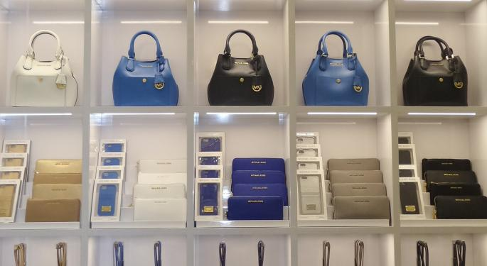 13% Downside Seen For Michael Kors As Market Saturation Persists