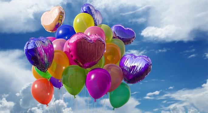 Helium Shortage Leaves Balloon, MRI Businesses Up In The Air