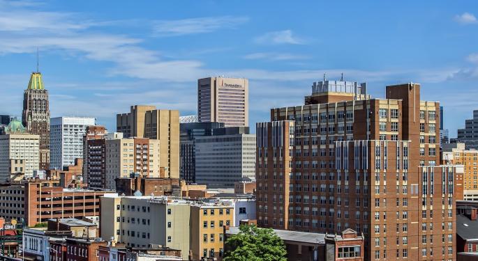 A Snapshot Of America's Medical Marijuana Markets: Maryland