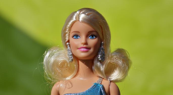 DA Davidson Cuts Mattel's Price Target Despite Q2 Sales, EBITDA Beat
