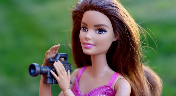 Come On, Barbie, Let's Go Party! Mattel Still In The Early Stages Of Its Turnaround