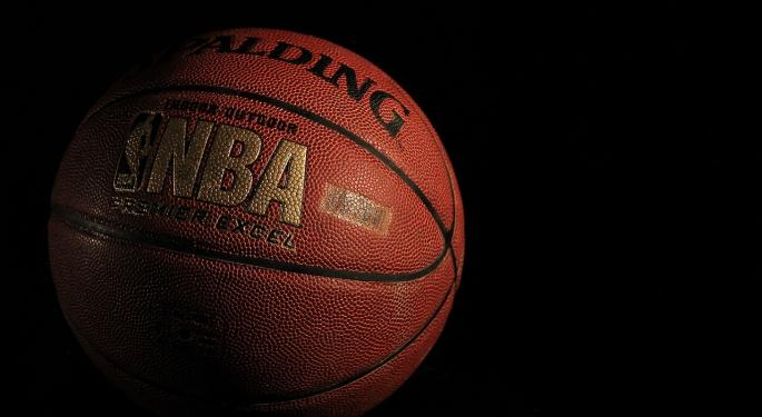 NBA Expands Deal With China's Tencent