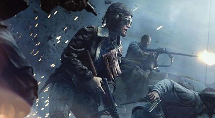 EA's Strong Quarter Overshadowed By 'Battlefield' Pushout