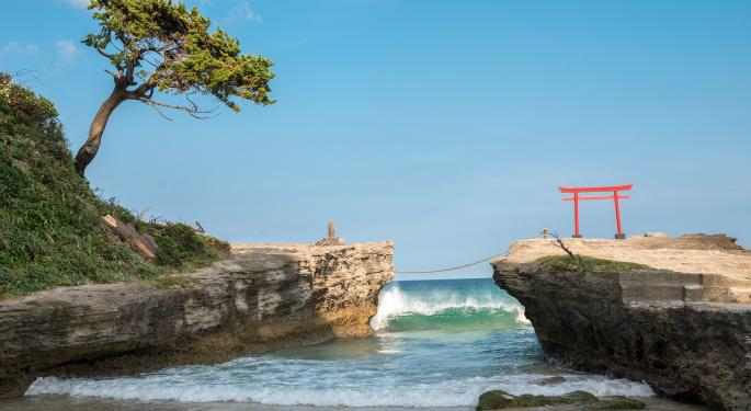Assess Asia-Pacific With This ETF