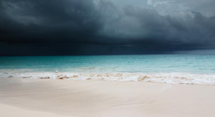 Barbara Weakening, Severe Thunderstorms, Southern Heat Wave